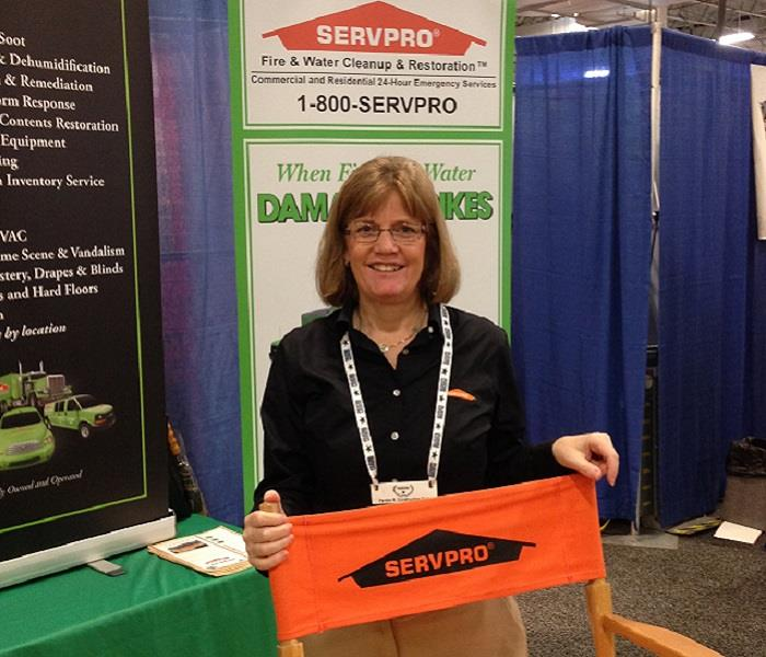 Community Find SERVPRO at the NJAA Expo May 25th