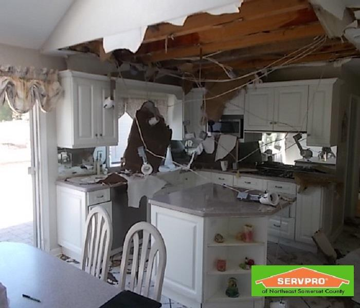 Water Damage Heartfelt appreciation from a customer in Hillsborough, NJ